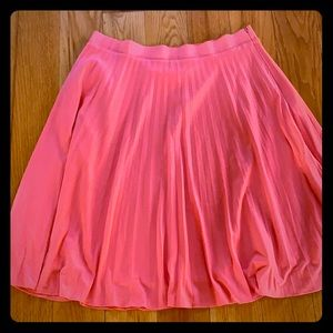 Ann Taylor Pleated Skirt